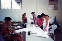 gezielte Ausbildung im Bildungszentrum von Zacatecoluca